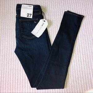 NWT Rag & Bone Bedford High Rise Skinny Jeans 27